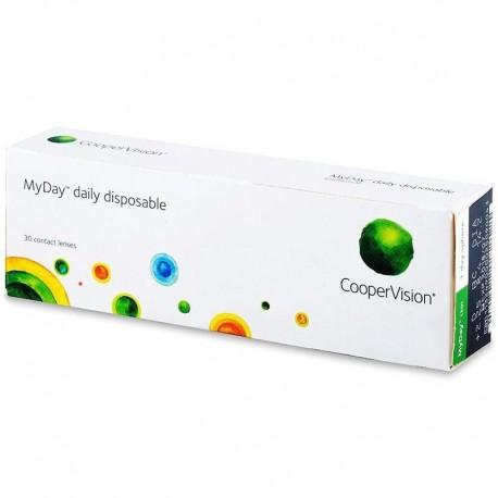 MyDay Coopervision Lentes de contacto Diarias