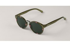 Mr. Boho EG11-11 CROSS PINK/OLIVE FITZROY WITH CLASSICAL LENSES