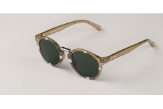 Mr. Boho EG12-11 CROSS CREAM/TOAST FITZROY WITH CLASSICAL LENSES