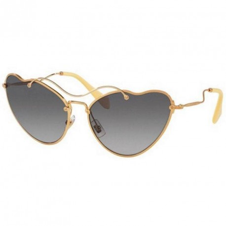 Miu Miu ANTIQUE GOLD MU55RS-7OE3E2