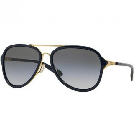 Oakley SATIN GOLD/POLISHED NAVY OO4102 KICKBACK-03