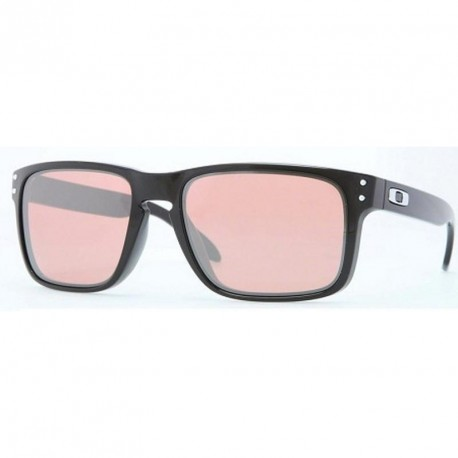 Oakley POLISHED BLACK OO9102 HOLBROOK-55