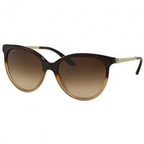 Bvlgari Brown Havana Gradient BV8161B-526213