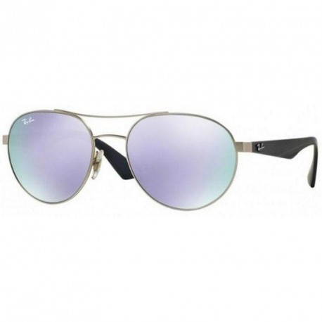 Ray-Ban MATTE SILVER RB3536 HIGHSTREET-019/4V