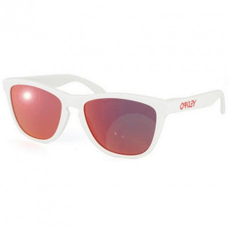 Oakley POLISHED WHITE OO9013 FROGSKINS-24-307