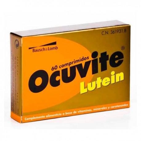 Ocuvite Lutein (60Comprimidos) Bausch&Lomb Complemento alimenticio
