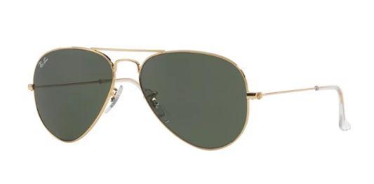 b6f41b20ee Las gafas de sol con forma de aviador son las únicas gafas que nunca pasan  de moda, da igual la temporada ...